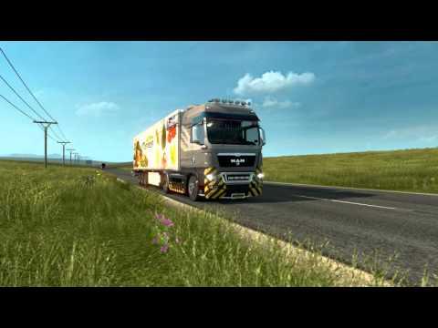 Видео Евро трек симулятор 2 онлайн скачать торрент