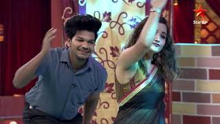 Mundu promo chudandi aa tarvate nammandi..Full on fun ki guarantee!!  #ComedyStars Sunday at 1:30 PM