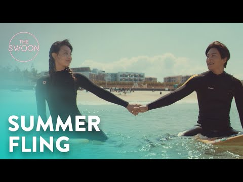 Ji Chang-wook and Kim Ji-won reminisce on summer romance | Lovestruck in the City Ep 1 [ENG SUB]