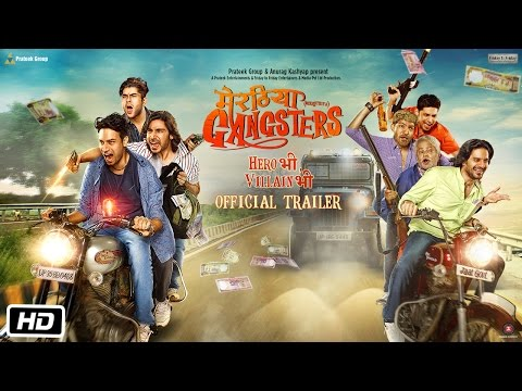 Meeruthiya Gangsters - Official Trailer
