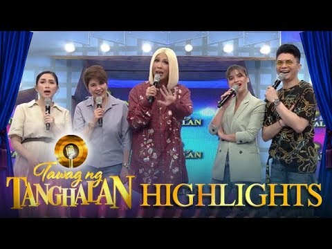 Vice Ganda says something about Jhong Hilario | Tawag ng Tanghalan