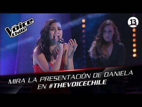 The Voice Chile | Daniela Campos - Luz Sin Gravedad
