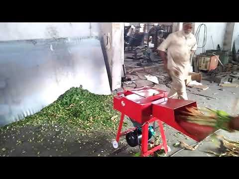 crompton 2 HP single phase Mini chaff Cutter for small farmers,saves 50% fodder.whatsapp:9848905936