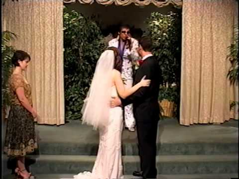 Elvis Wedding Officiant