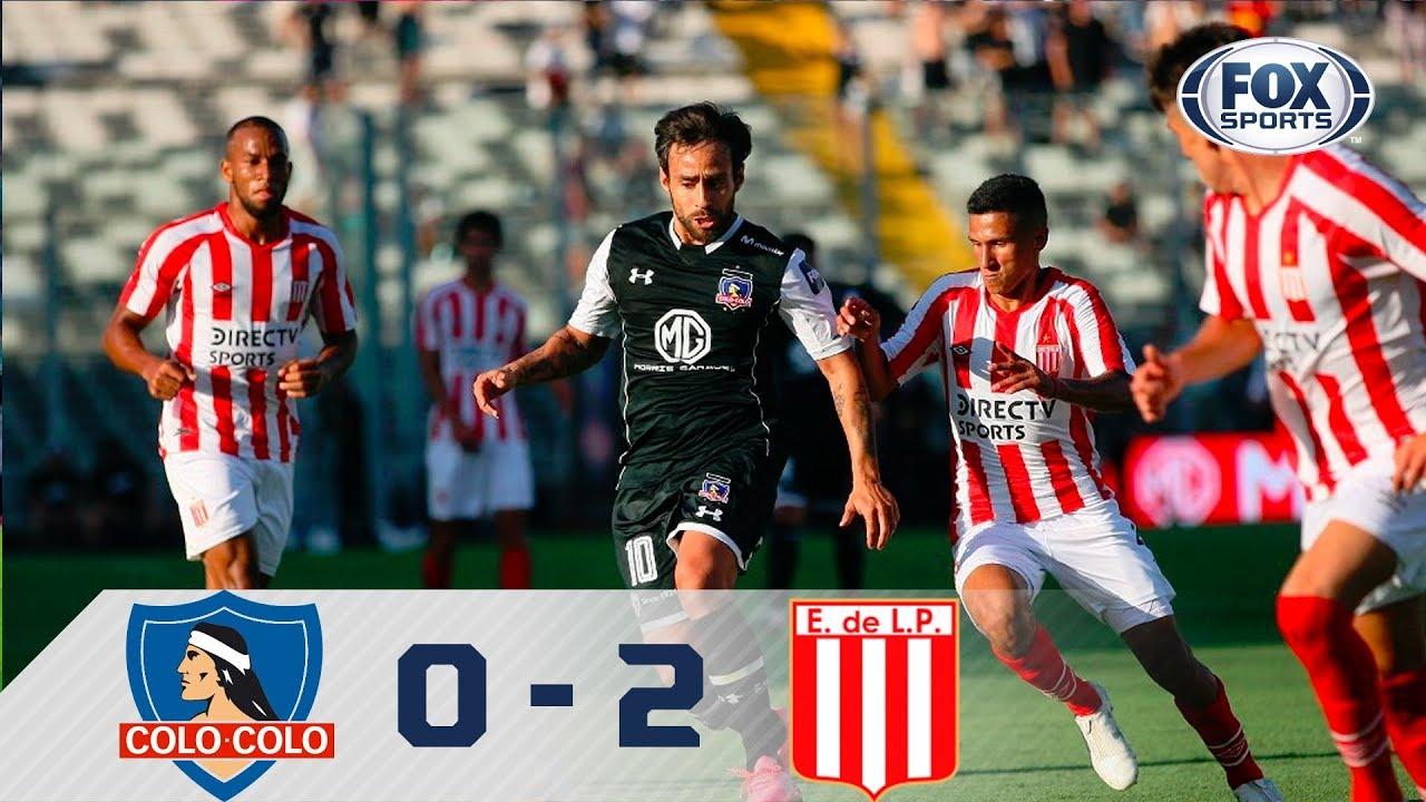 13d25fcd129 AZEDOU! Colo-Colo enfrenta o Estudiantes e perde perde diante de sua ...