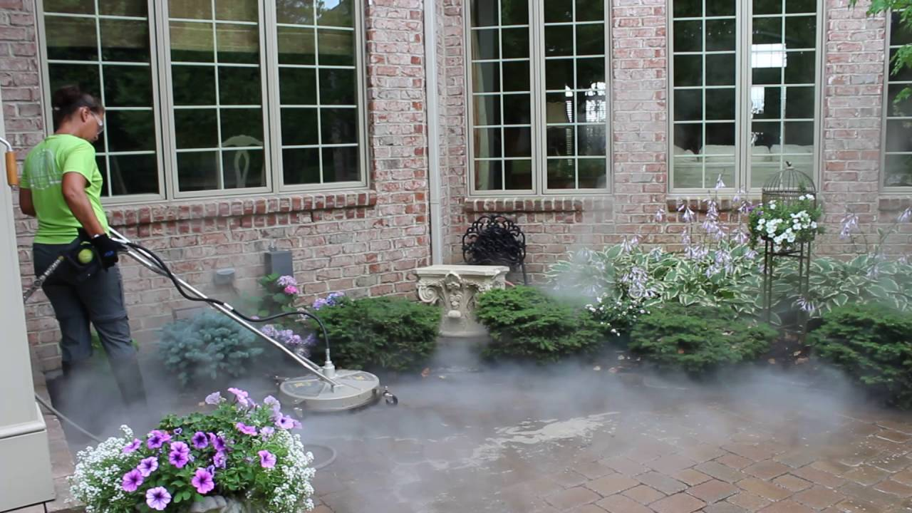 Paver Steam Cleaning and Sealing Columbus | Dublin, OH | Paver ...
