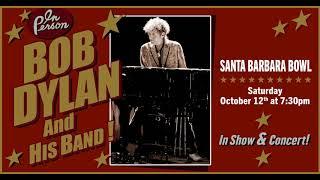 Bob Dylan -  Honest With Me (Santa Barbara Bowl 10.12.2019)