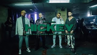 Justin Quiles, Dalex Ft. Izaak, Dimelo Flow - Hickey