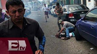 Cae policía implicado en muerte de estudiante opositor en Venezuela / Paola Virrueta