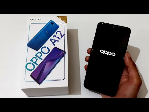 OPPO A12 Unboxing & Review - Dual Rear Camera & Great Looks