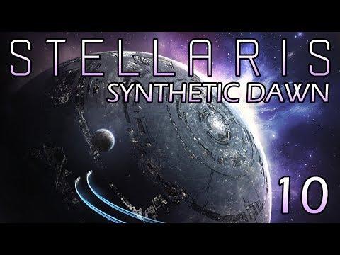 Stellaris: Synthetic Dawn Part 10 - The Purifier Quadrant