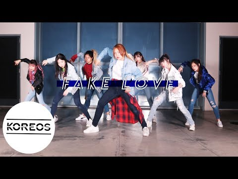 [Koreos] BTS 방탄소년단 - Fake Love Dance Cover 댄스커버 Female ver.