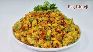 Egg Bhurji recipe  | How to make Egg Bhurji - Quick & Simple Recipe