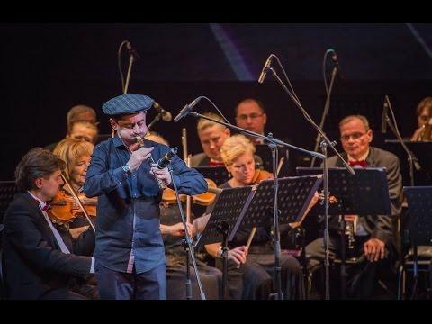 Виталий Погосян и оркестр