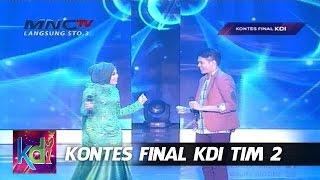 """Mahesya feat Risti """" Memandangmu """" - Kontes Final KDI Tim 2 (18/5)"""