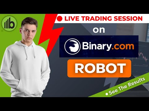 Binary.Com Auto Trading Robot – Binary Bot Software Live Trading