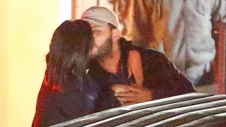 Selena Gomez & The Weeknd Kiss!!!!