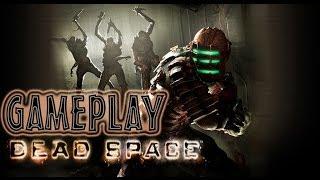 Jugando Dead Space - Terror en el Espacio | Todos contra uno, Muerte BRUTAL!!