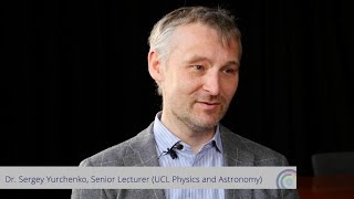 The Search for Another Earth with Prof. Sergey Yurchenko