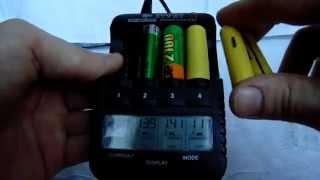 Отзывы зарядное устройство PowerPlant PP-EU1000.Акумуляторы Eneloop GP Varta(, 2014-12-23T15:04:47.000Z)