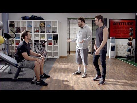 Neighbors  ESPN  ft. Seth Rogen, Zac Efron, and Aaron Rodgers