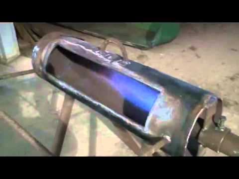 Branding Iron Heater Youtube