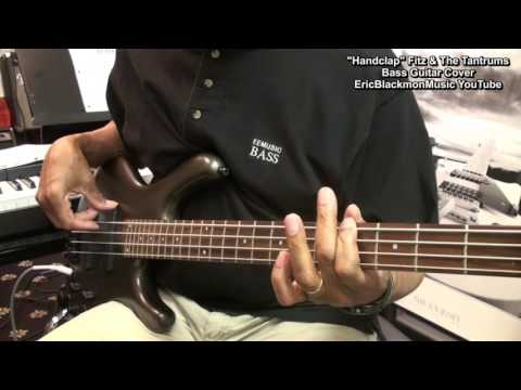 HandClap - I Can Make Your Hands Clap - FitzAnd The Tantrums Bass Guitar Cover