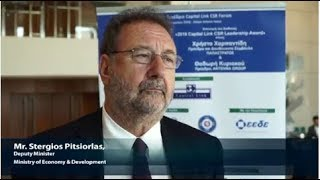 2018 8th Annual Capital Link CSR Forum - Mr. Pitsiorlas Interview