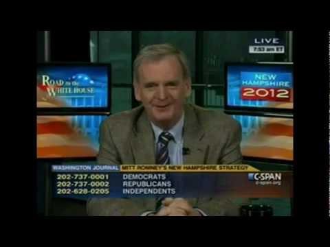 C-SPAN Romney Penis Prank Calls