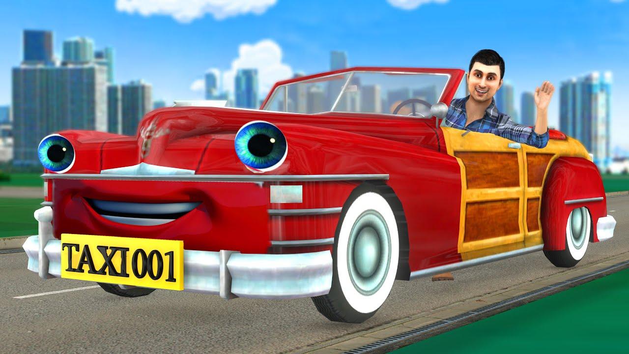 बोलने वाली इलेक्ट्रिक कार Talking Car Funny Comedy Stories Hindi Kahani हिंदी कहानियां Comedy Video