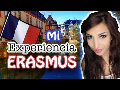 VLOG Mi experiencia Erasmus en Francia   Sandsleek