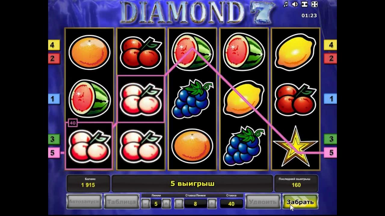 Игровой автомат играть онлайн