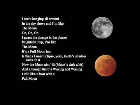 Moon Phases Song