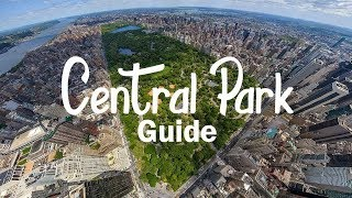 Gambar cover TOP 15 THINGS to do in Central Park | New York City (Hidden Secrets & More !)