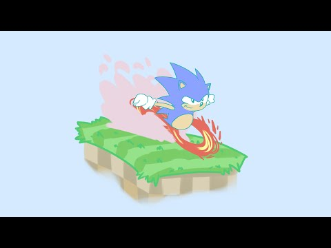 Sonic The Hedgehog - Green Hill Zone Remix [Future Bass]