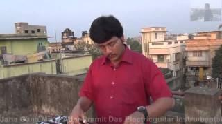Jana Gana Mana Adhi Pramit Das Electricguitar Instrumental National Song