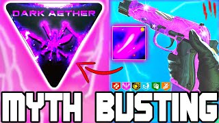 INSTANT DARK AETHER CAMO!!! (Unlock All Camos!!) // COLD WAR ZOMBIES! // MYTH BUSTING MONDAYS #11