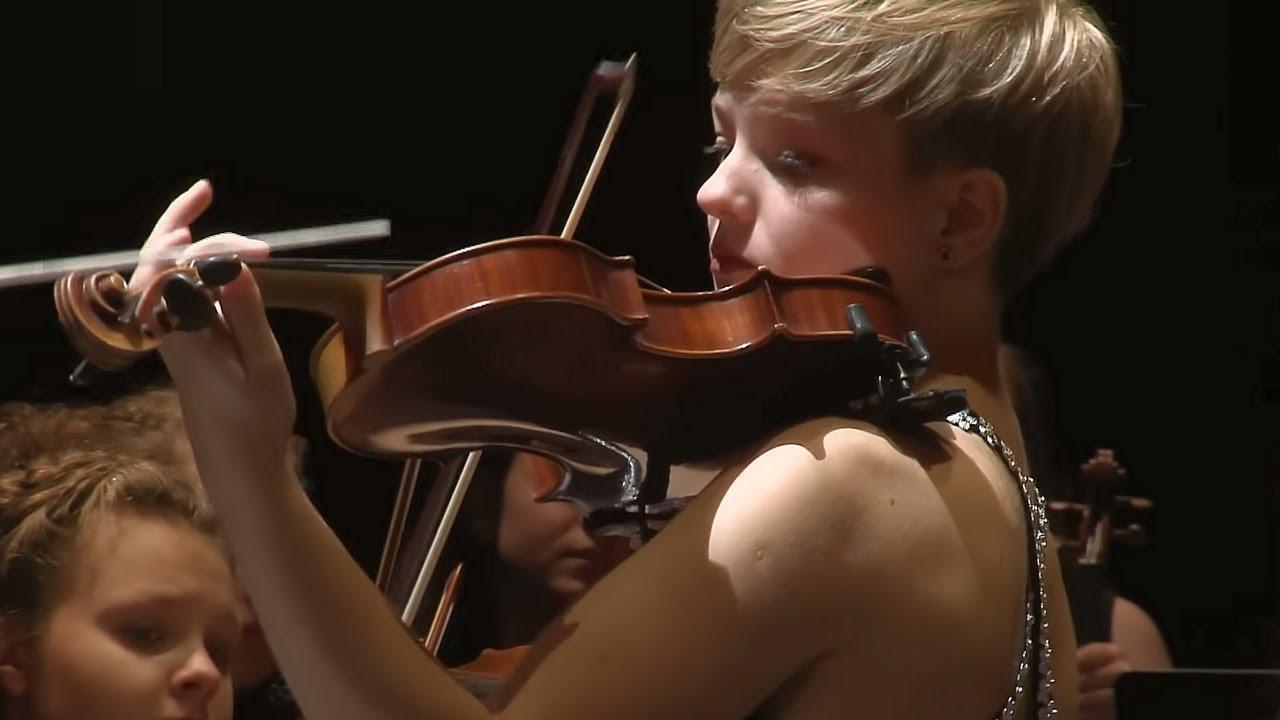 """Antonio Vivaldi - """"Summer"""" Violin Concerto No. 2 in G"""