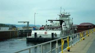 Instant video play peregrine falcons in genoa wisconsin for Clements fishing barge