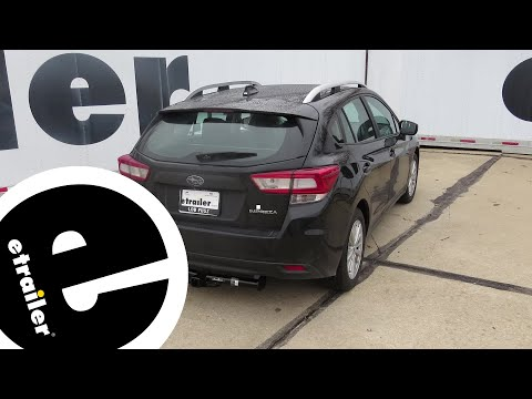 Etrailer | Best 2018 Subaru Impreza Trailer Wiring Options