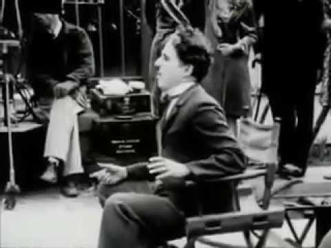 Chaplin Directing City Lights