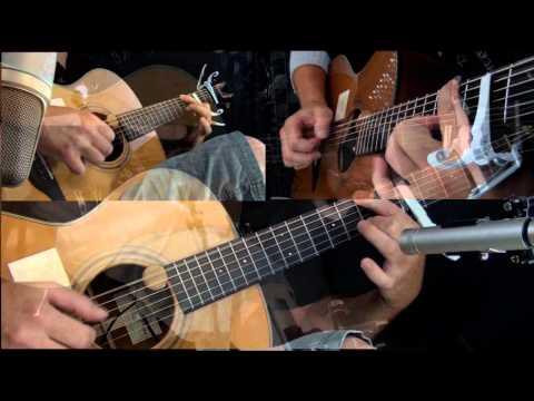 Calvin Harris & Disciples - How Deep Is Your Love - Fingerstyle Guitar
