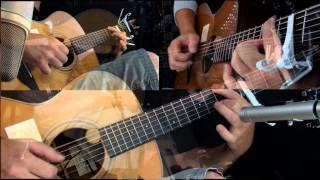Calvin Harris & Disciples - How Deep Is Your Love - Fingerstyle Guitar