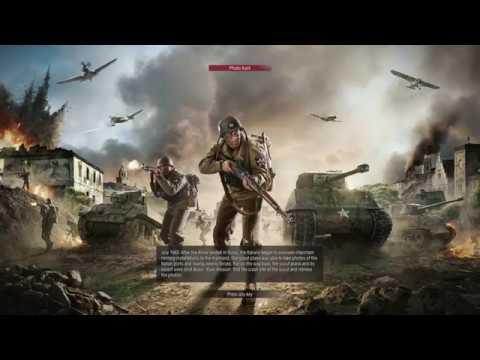 BLITZKRIEG 3 Singleplayer Allied Mission Photo Hunt |