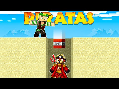 WILLY NO PARA DE MATARME! TRAICIÓN A LA FAMILIA! MINECRAFT PIRATAS #35