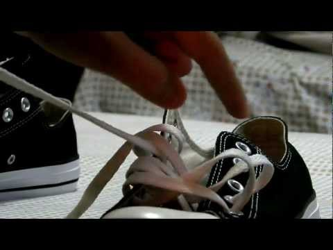 How to lace up converse like wiz khalifa taylor gang