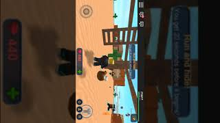 Playing roblox with Elijah Droid 470