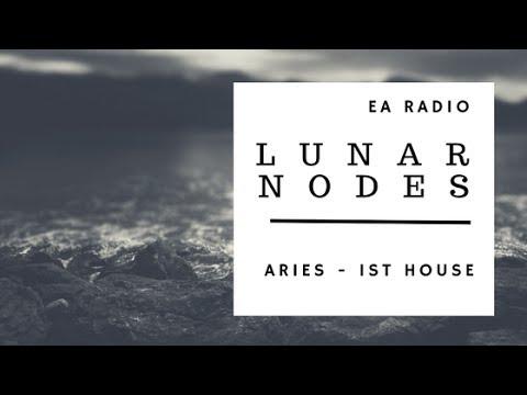 Astrology | EA Radio Lunar Nodes Aries | Raising Vibrations