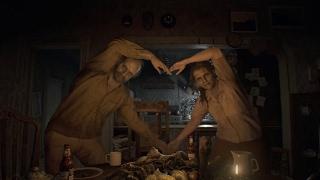 恐怖の恋ダンス!?真ENDで衝撃真実 DAUGHTERS バイオハザード7DLC実況プレイ