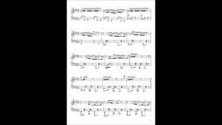 moumoonの「goot night」の楽譜を「MuseScore」というソフトで作りました。 難易度が少し高めですが曲の感じをくずさないように気をつけました。...